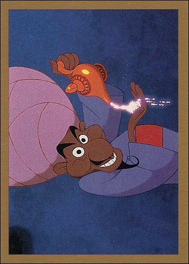 Aladdin (Base Set) 11-A by SkyBox