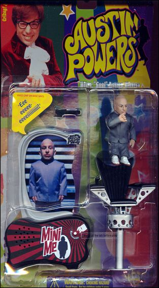 Austin Powers (Series 1) Mini Me by McFarlane Toys