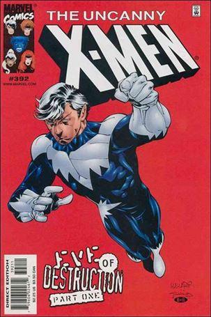Uncanny X-Men (1981) 392-A