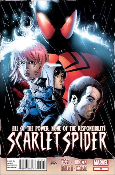 Scarlet Spider (2012) 12-A by Marvel