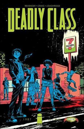 Deadly Class 1-E