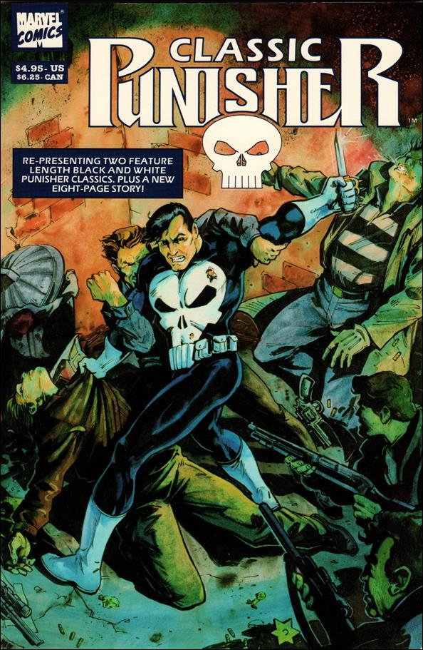 Classic Punisher 1-A by Marvel