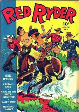 Red Ryder Comics 17-A