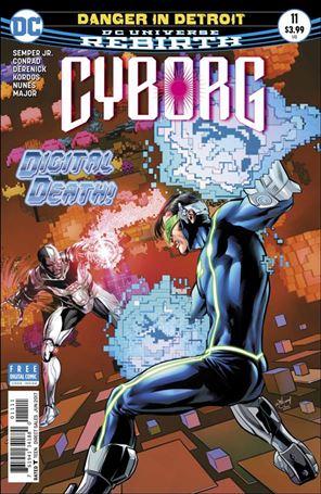 Cyborg (2016) 11-A