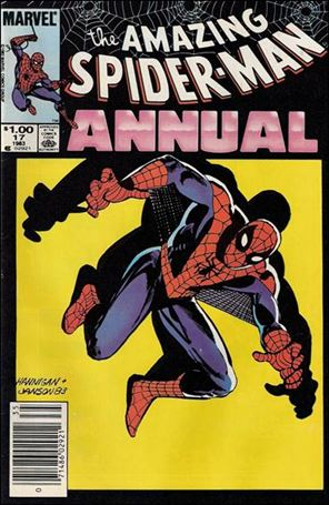 Amazing Spider-Man Annual 17-A