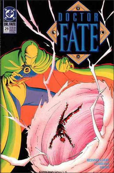 Doctor Fate (1988) 29-A by DC
