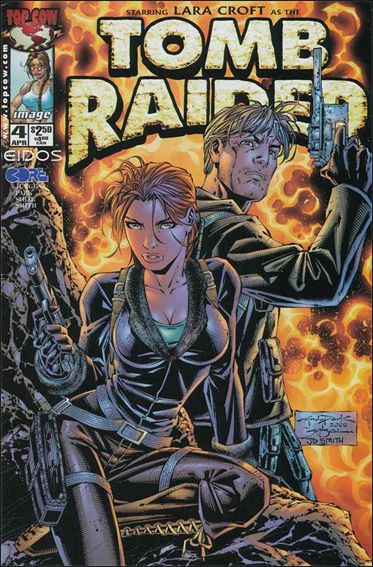 Tomb Raider: The Series 4-A by Top Cow