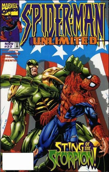 Spider-Man Unlimited (1993) 22-A by Marvel