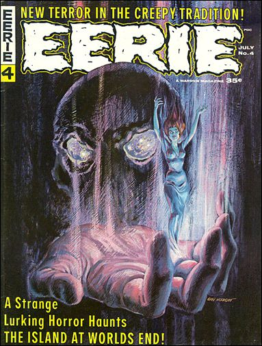 Eerie 4-A by Warren