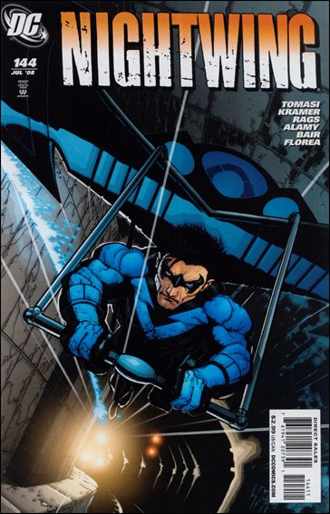 Nightwing (1996) 144-A by DC