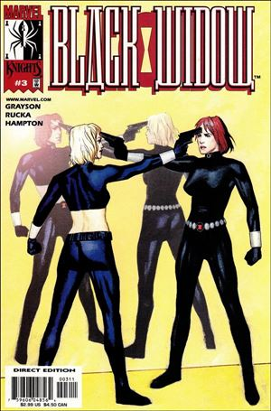 Black Widow (2001) 3-A