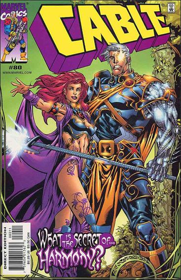 Cable (1993) 80-A by Marvel