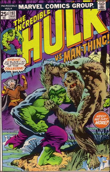 Incredible Hulk (1968) 197-A by Marvel