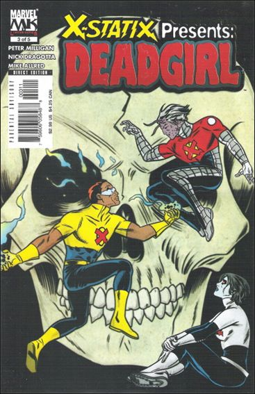 X-Statix Presents: Dead Girl 3-A by Marvel Knights