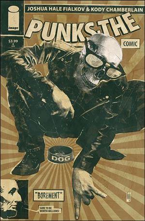 Punks: The Comic 4-A