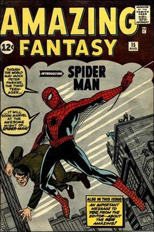Amazing Fantasy (1962) 15-A