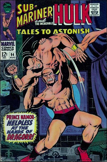 Tales to Astonish (1959) 94-A by Marvel
