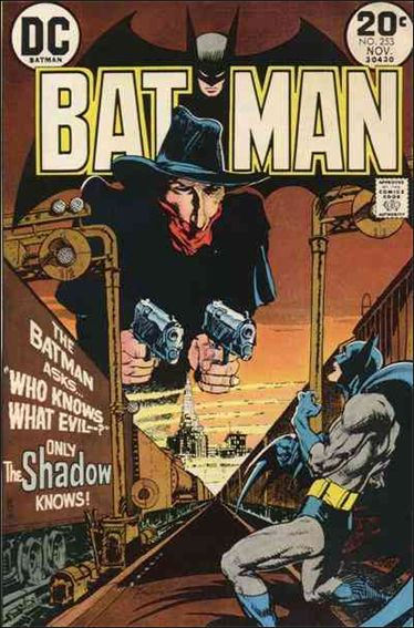 Batman (1940) 253-A by DC