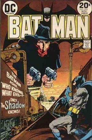 Batman (1940) 253-A