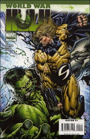 World War Hulk 5-A