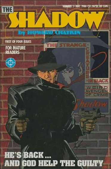 Shadow (1986) 1-A by DC