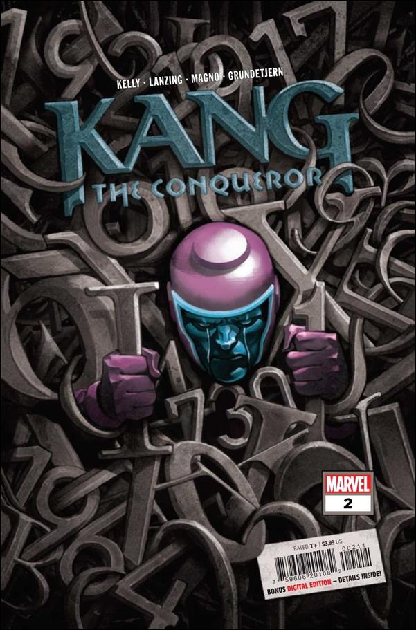 Kang the Conqueror 2-A by Marvel