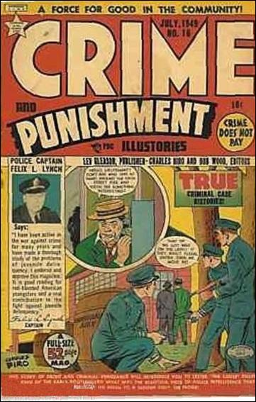 Crime and Punishment 16-A by Lev Gleason Productions
