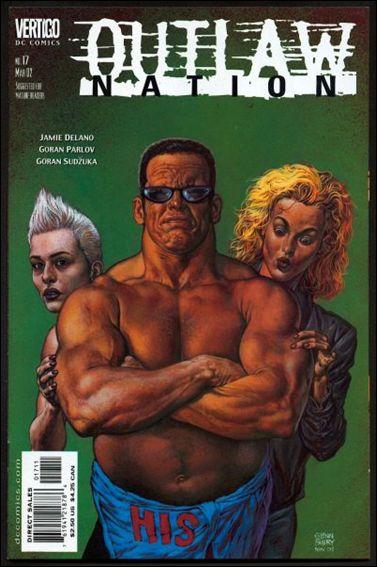 Outlaw Nation (2000) 17-A by Vertigo