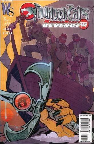 ThunderCats: Hammerhand's Revenge 5-B by WildStorm
