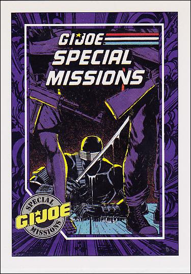 G.I. Joe (Base Set) 100-A by Impel