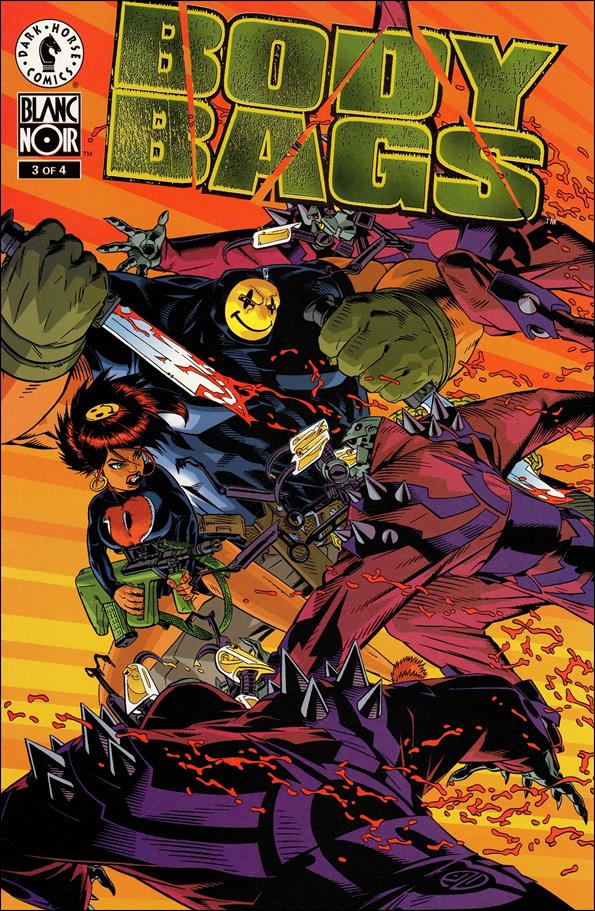 Body Bags (1996) 3-A by Dark Horse