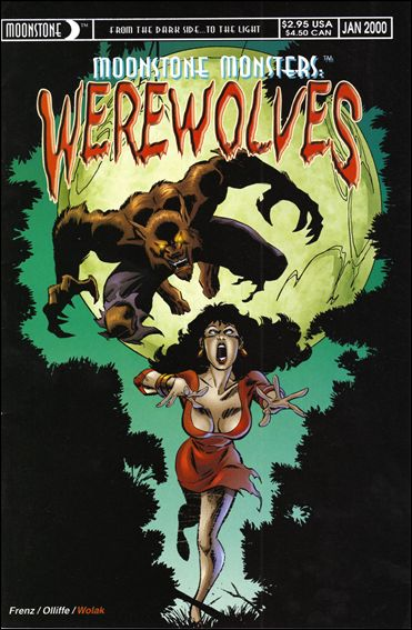 Moonstone Monsters: Werewolves 1-A by Moonstone
