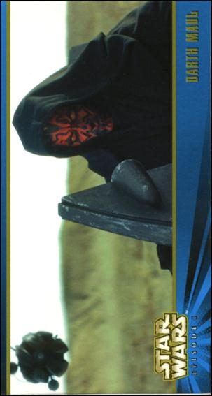Star Wars: Episode I Widevision: Series 2 (Base Set) 5-A by Topps