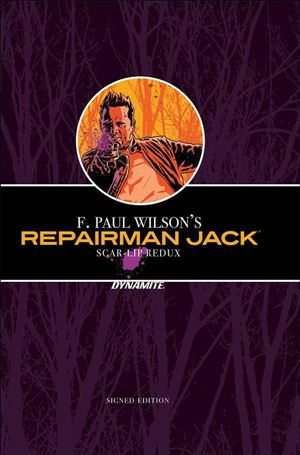 F. Paul Wilson's Repairman Jack: Scar-Lip Redux nn-B