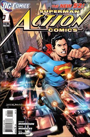 Action Comics (2011) 1-A