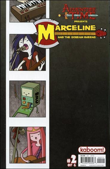 Adventure Time: Marceline and the Scream Queens 2-A by Kaboom!