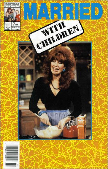 Married... with Children (1990) 7-A by Now Comics