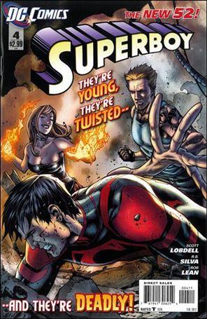 Superboy (2011/11) 4-A