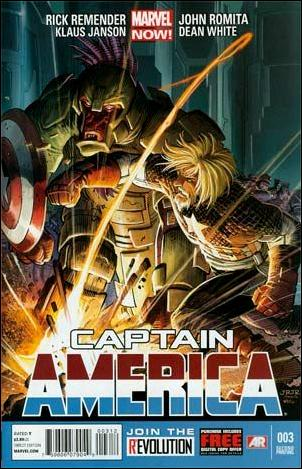 Captain America (2013) 3-C by Marvel