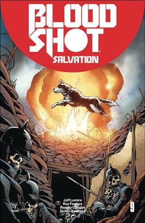 Bloodshot Salvation 9-C