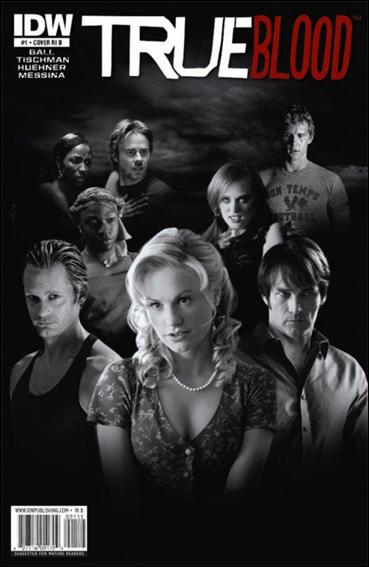True Blood (2010) 1-F by IDW