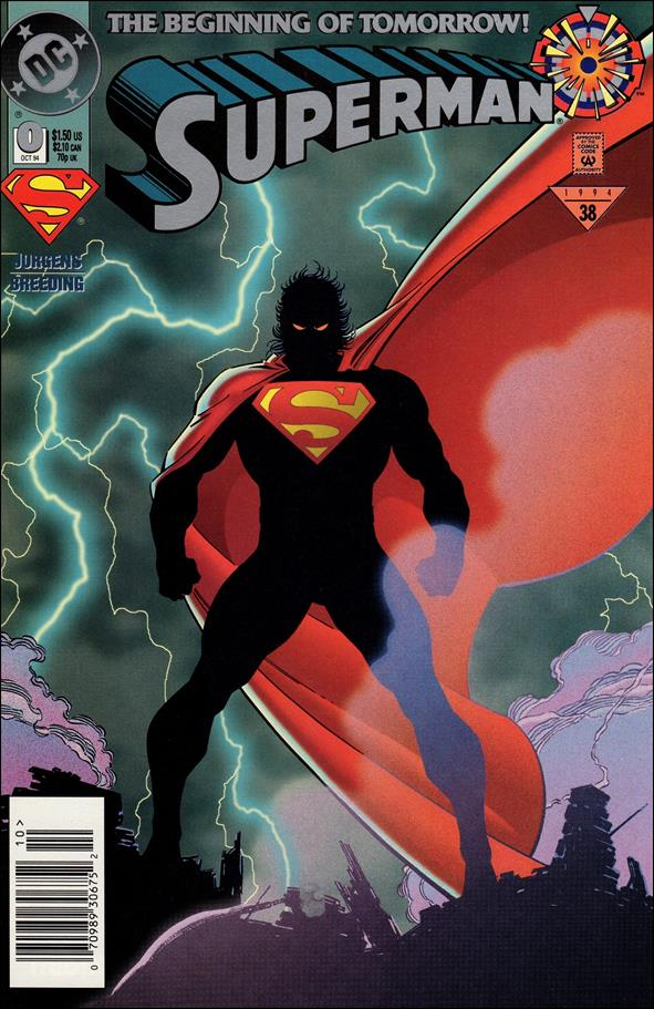 Superman (1987) 0-A by DC