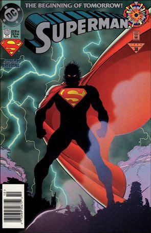 Superman (1987) 0-A