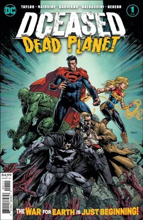 DCeased: Dead Planet 1-A