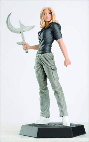 Buffy the Vampire Slayer & Angel Figurine Collection Buffy by Eaglemoss Publications