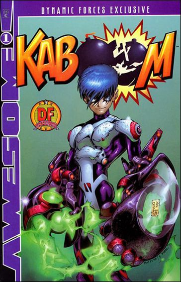 Kaboom (1997) 1-E by Awesome