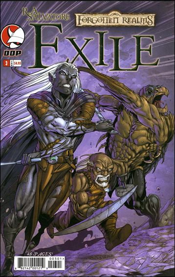 Forgotten Realms: Exile 3-A by Devil's Due