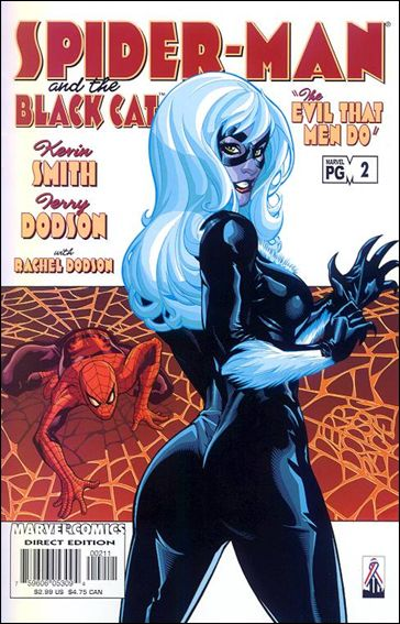 Spider-Man/Black Cat: The Evil that Men Do 2-A by Marvel