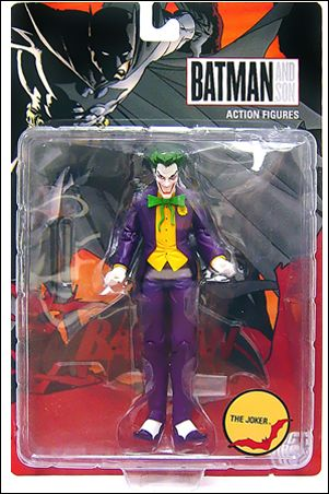 Batman and Son The Joker by DC Direct