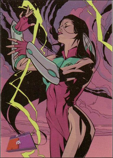 Marvel vs WildStorm (Base Set) 55-A by Fleer/SkyBox
